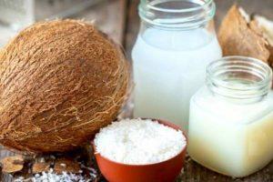 Productos de coco