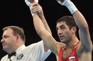 Boxeadores Rusos