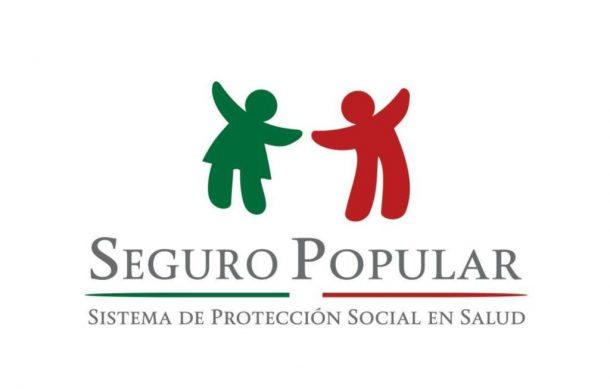 Afiliación al Seguro Popular en tu localidad